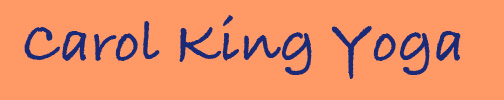 Carol King Yoga logo